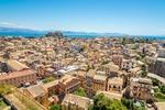 Widok na Miasto Corfu