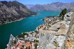 Zatoka Kotorska posiada cechy norweskich fiordów