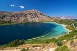 Jezioro Kournas na Krecie (Grecja)