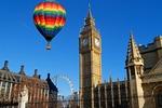 Big Ben, wieża zegarowa w Londynie