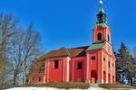 Czerwony Kościół (Red Church) - Lublana - Słowenia