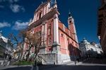 Kościół w Lublanie
