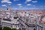 Madryt. Hiszpania
