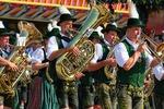 Oktoberfest w Monachium - Niemcy