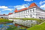Zamek Nymphenburg w Monachium ( Niemcy )