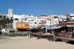 Liczne kafejki na w Morro Jable zlokalizowane są wzdłuż ndbrzeżnej promenady