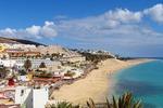 Morro Jable, spokojne miasteczko na południowym wybrzeżu Fuerteventury