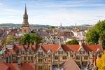 Widok na Oxford (Wielka Brytania)