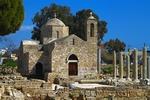 Kościół Agia Kyriaki Chrysopolitissa w Kato Paphos