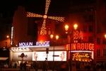 Kabaret Moulin Rouge w Paryżu