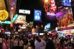 Pattaya noca to istny raj dla lubiących zabawę i rozrywkę do białego rana