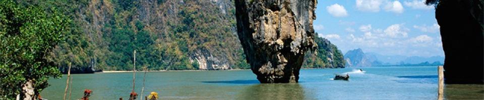 Nga Bay - wyspa Phuket (Tajlandia)