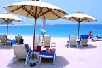 Plaża w Ras Al Khaimah - Zjednoczone Emiraty Arabskie