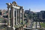 Forum Romanum, najstarszy plac miejski w Rzymie