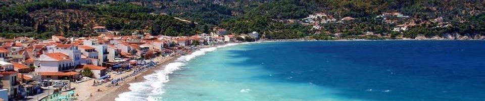 Wyspa Samos (Grecja)