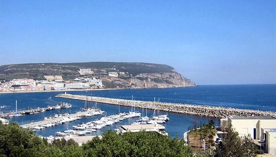 Sesimbra amp spa w sesimbra wybrze e lizbo skie portugalia