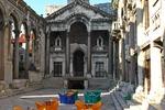 Pałac Dioklecajana w Splicie - Chorwacja