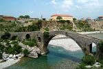 Most Ura e Mesit (okolica Szkodra) - Albania