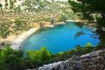 Thassos jest dziewiątą co do wielkości wyspą Grecji
