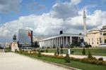 Centrum Tirany - Albania