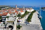 Starówka Trogiru wpisana jest na Listę Światowego Dziedzictwa Kulturalnego UNESCO