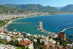 Panorama Alanyi (Turcja)