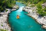 Rafting w Turcji jest bardzo popularny wśród turystów