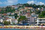 Mała Plaża w Ulcinj (Czarnogóra)