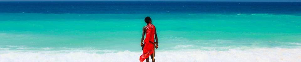 Zanzibar plaża