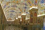 Biblioteka w Muzeum Watykańskim