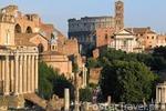 Forum Romanum - Rzym - Włochy