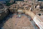 Piazza del Campo Siena - Włochy