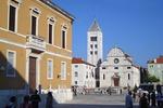 Satre miasto - Zadar