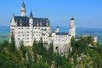 Zamek Neuschwanstein (Bawaria, Niemcy)