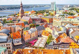 3 Stolice Bałtyckie