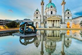 3 Stolice (Bratysława, Budapeszt, Wiedeń