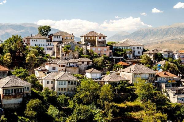 Albańskie Karaiby-Drilon