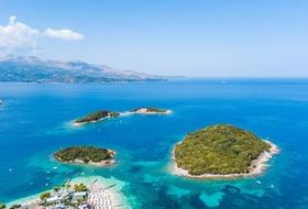 Albańskie Karaiby-Ionian