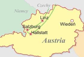 Austria - Panorama Salzburga