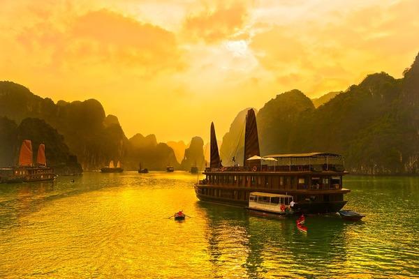 Bajeczny Wietnam - 12 dni