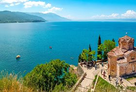 Bałkańska Kraina Słońca - Macedonia