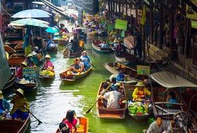 Bangkok i okolice - zwiedzanie Tajlandii z hotelami 3*