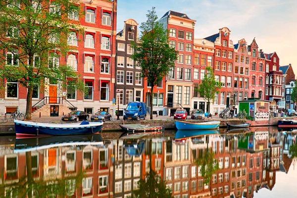 Beneluks - Kwitnące Niderlandy