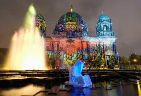 Berlin - Festiwal Światła