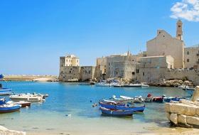 Białe plaże Apulii