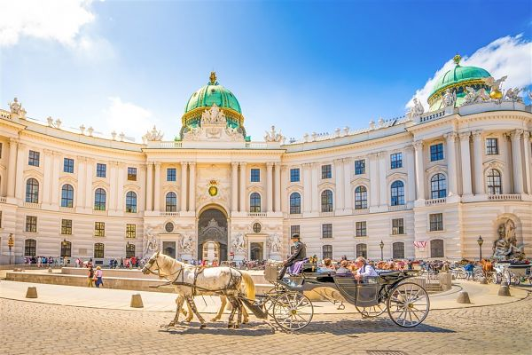 Bratysława i Wiedeń