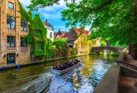 Brugia i Antwerpia - z wizytą we Flandri