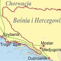 Chorwacja, Bośnia i Hercegowina - Skarby Adriatyku dla seniora
