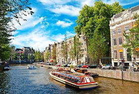 City Break - Magia Amsterdamu - 5 dni
