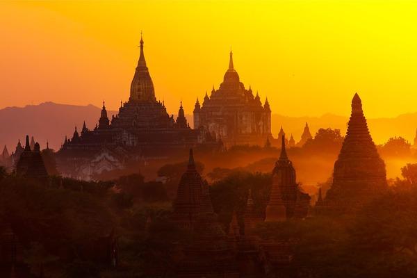 Czarujące Laos i Birma